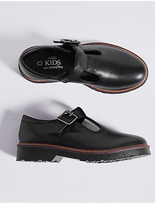 Marks and Spencer Kids' Leather T-Bar Shoes