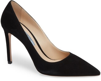 Prada Pointed Toe Pump