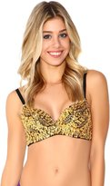 iHeartRaves Sequin Rave Bra