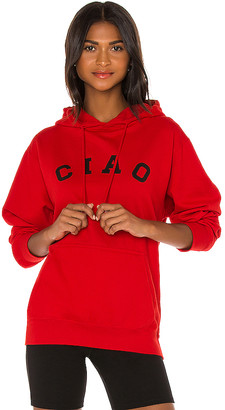 DEPARTURE Ciao Hoodie