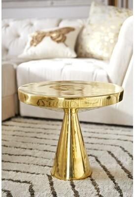 Jonathan Adler Pedestal End Table