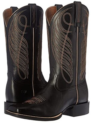 Ariat Round Up Wide Square