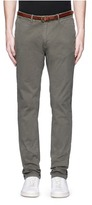 Scotch & Soda 'Stuart' garment dyed slim fit chinos