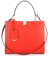 Balenciaga Le Dix Mini Simple Square Leather Shoulder Bag