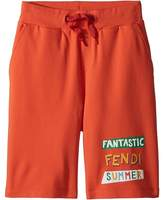 Fendi 'Fantastic Colours' Jogging Shorts Boy's Shorts