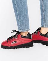 Fila Trailblazer Boots In Red