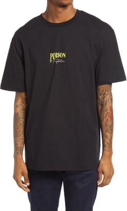 Topman Poison Graphic Tee