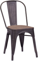 ZUO Set Of 2 Elio Dining Chairs
