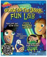 Scientific Explorer® Glow-in-the-Dark Fun Lab