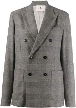 Barena oversized double-breasted blazer