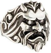 Stephen Webster Diamond Warrior Mask Ring