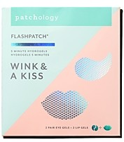 Patchology Wink & A Kiss FlashPatch 5-Minute Hydrogels Set