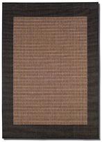 Couristan Checkered Field Indoor/Outdoor Rectangular Rug