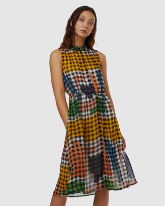 gorman Tinta Casa Dress