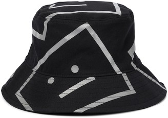 Acne Studios Printed bucket hat