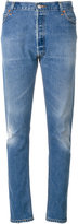 RE/DONE straight leg skinny jeans