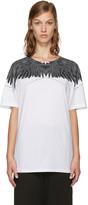 Marcelo Burlon County of Milan White Paloma T-Shirt