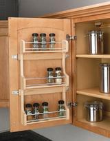 Rev-A-Shelf Door-Mount Spice Rack