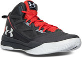 Under Armour Men's Jet Mid Basketball Sneakers from Finish Line
