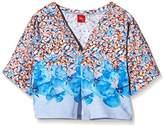 S'Oliver Girl's /Kimono T-Shirt