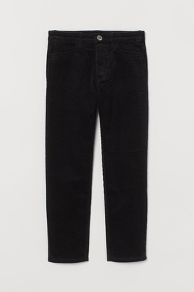 H&M Corduroy trousers