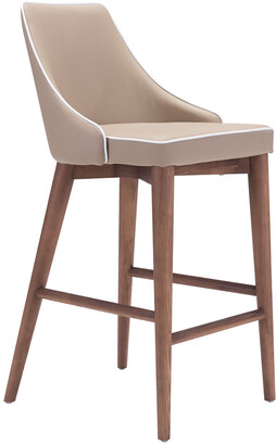 ZUO Moor Counter Chair
