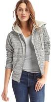 Gap Sherpa zip hoodie