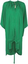 No.21 pussy bow dress - women - Silk/Acetate - 40