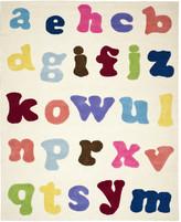 Safavieh Alphabet Area Rug Rug