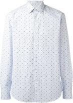 Salvatore Ferragamo Gancio print shirt - men - Cotton - S