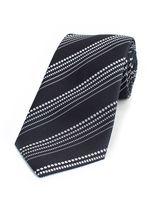 Thomas Pink Cosway Spot Stripe Woven Tie