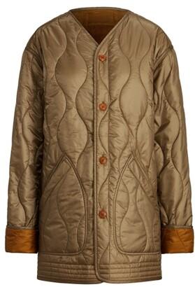 Ralph Lauren Reversible Quilted Ripstop Jacket
