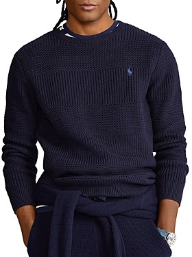 Polo Ralph Lauren Multi Stitch Sweater