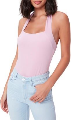 Paige Nola Halter Bodysuit
