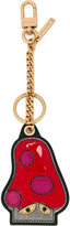 Marc Jacobs Mushroom (Brown) bag charm - women - Leather/metal - One Size
