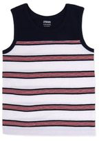Gymboree Americana Pullover Tank in Red/White/Blue