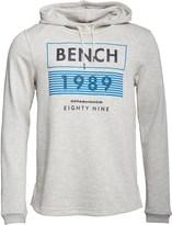 Bench Mens Graphic Hoody White