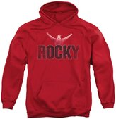 Rocky MGM Movie Victory Distressed Adult Pull-Over Hoodie