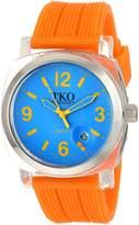 TKO ORLOGI Women's TK558-NO Milano Junior Acrylic Case Dial Watch