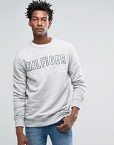 Tommy Hilfiger Crew Neck Sweatshirt With Logo