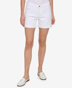 Tommy Hilfiger Cuffed Bermuda Shorts