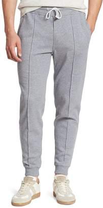Brunello Cucinelli Felpa Cotton-Blend Heathered Sweatpants