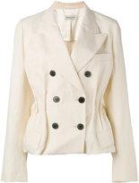 Dries Van Noten double-breasted jacket