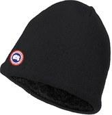 Canada Goose Men's Merino Wool Beanie - Black