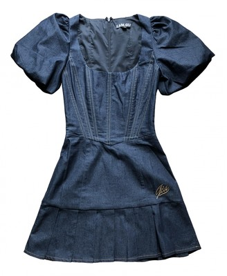 I.AM.GIA Blue Denim - Jeans Dresses