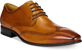 Bar III Brody Brogued Wing Tip Oxfords