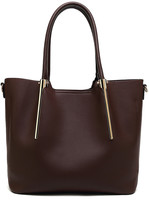 Mkf Collection By Mia K. MKF Collection by Mia K. Women's Totebags - Coffee Patrice Tote