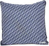 "Christian Dior Vintage Scarf 32"" Pillow"