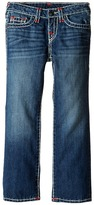 True Religion Ricky Super T Jeans in Grand Wash Boy's Jeans