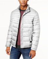 Kenneth Cole Quilted Packable Puffer Coat